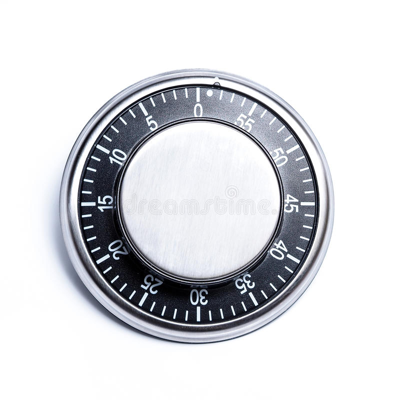 Cooking timer royalty free stock image