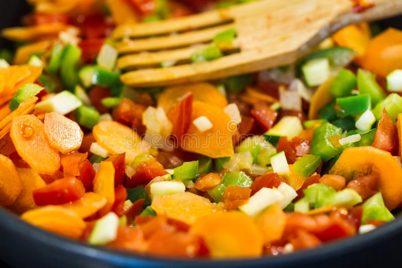 Download Cooking Vegetables Stock Photos - Image: 24440383