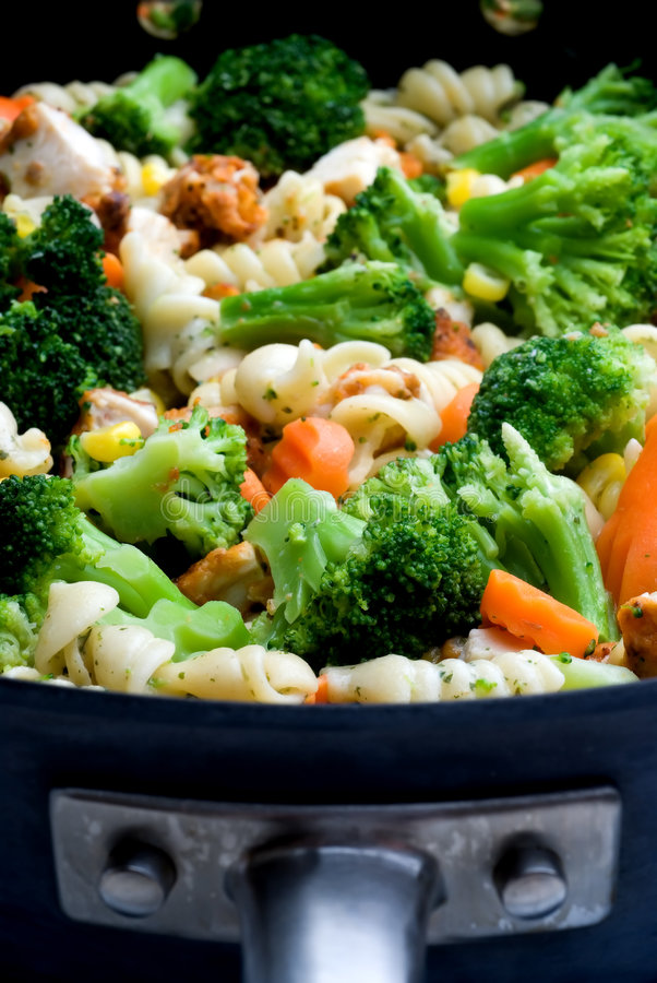 Free Cooking Vegetables Stock Image - 4767661