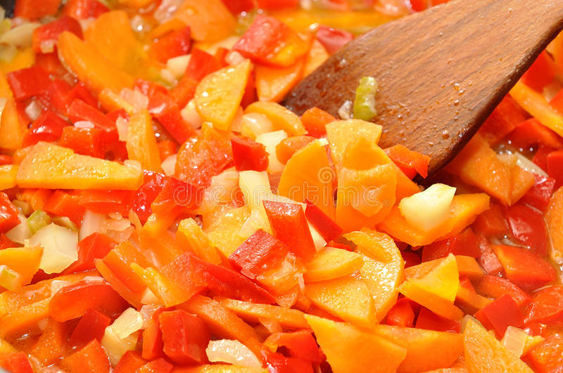 Download Cooking Vegetables For Stew Stock Photo - Image: 12855330