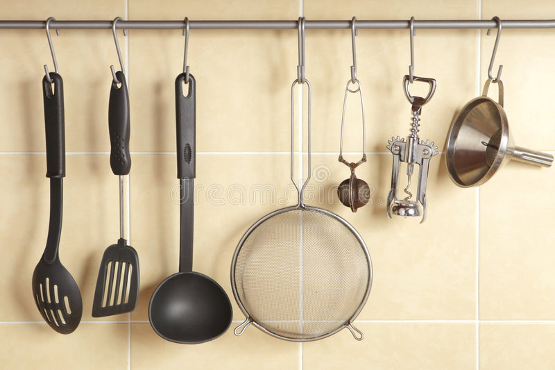 Download Cookware stock photo. Image of silver, drainer, food, group - 8775676