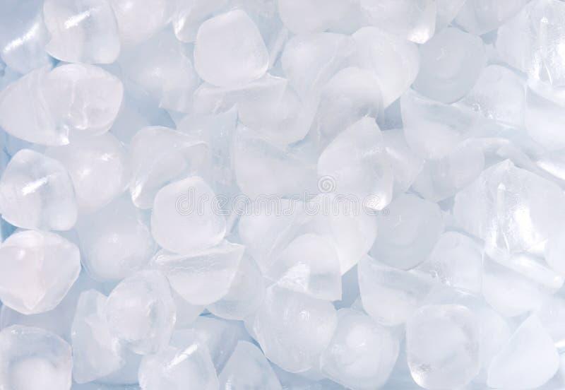 cool świeżego sześcianu lód obraz stock