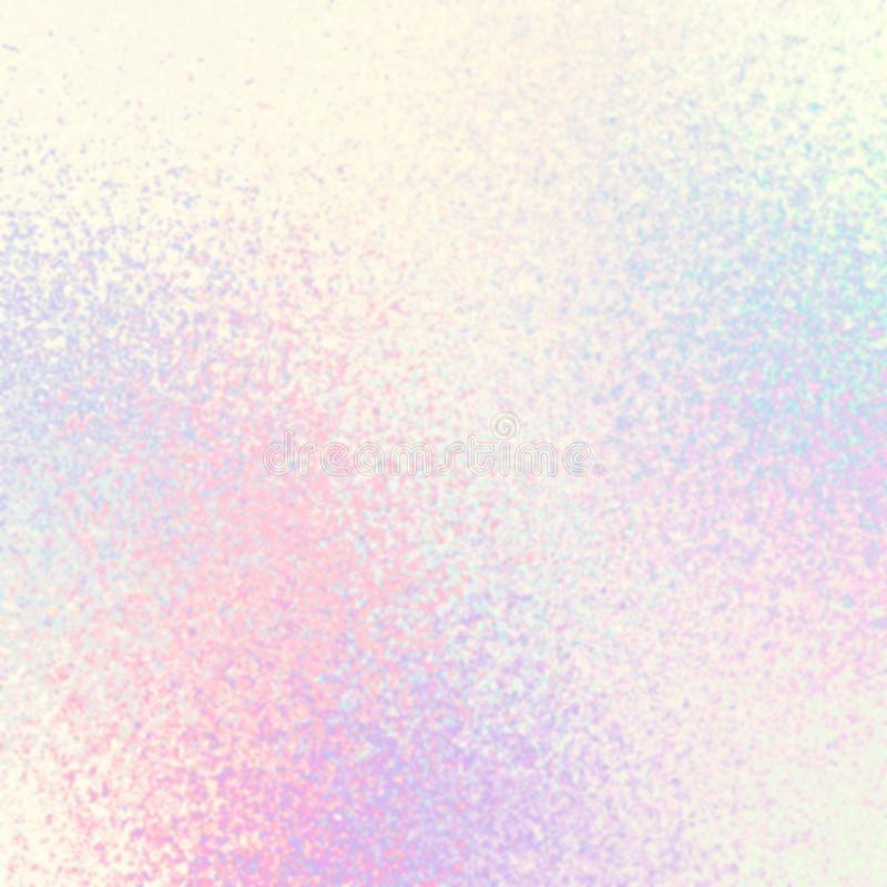 Shimmer bright pastel pink blue white abstract texture. Cool background. vector illustration