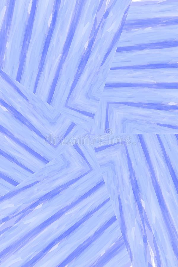 Cool Backgrounds Blue Lines and Stripes royalty free stock photography