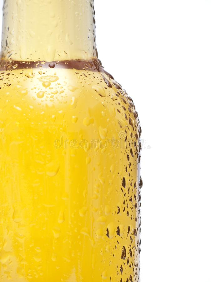 Cool beer royalty free stock photography