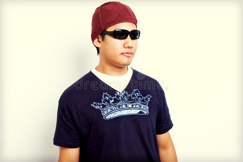 Cool guy stock images
