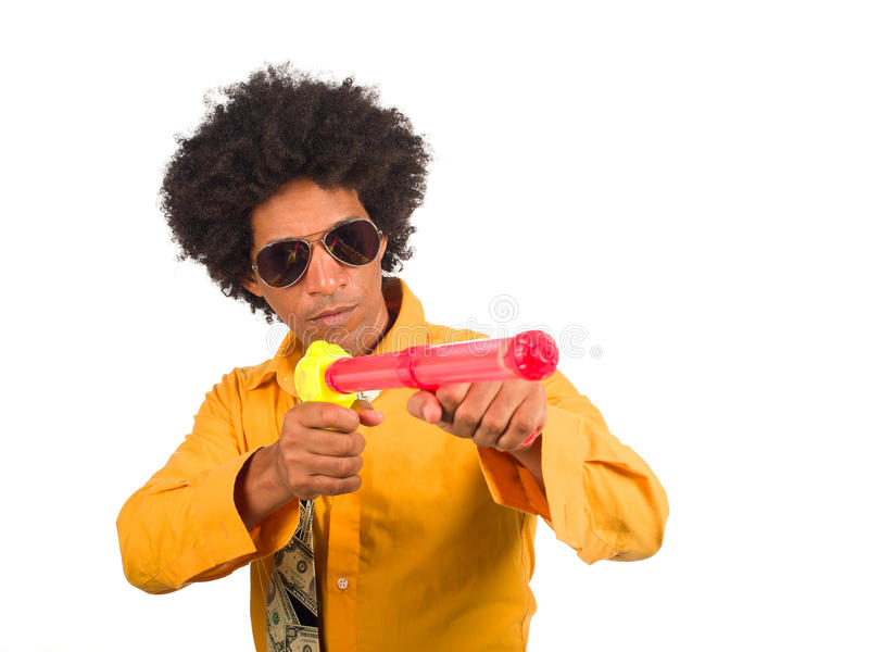 Cool Guy Stock Photography