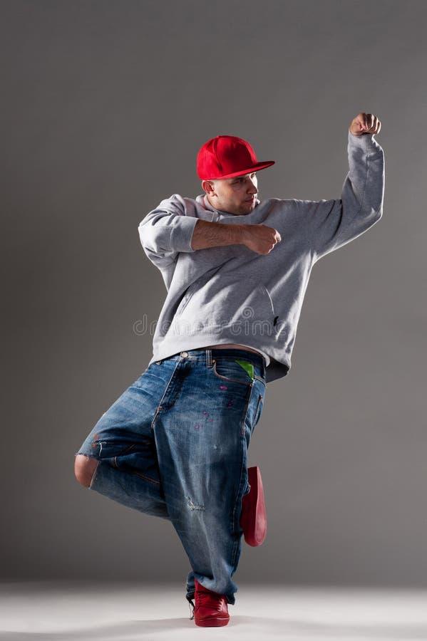 Cool Man Dancing Stock Images