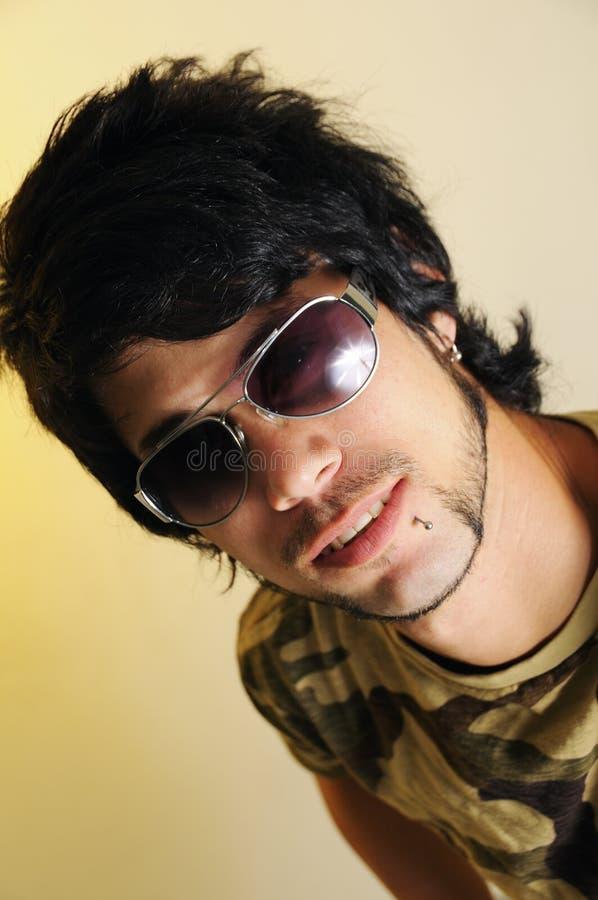 Download Cool man portrait stock photo. Image of model, handsome - 8970940