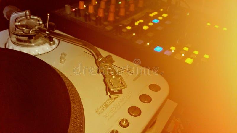DJ Club royalty free stock images