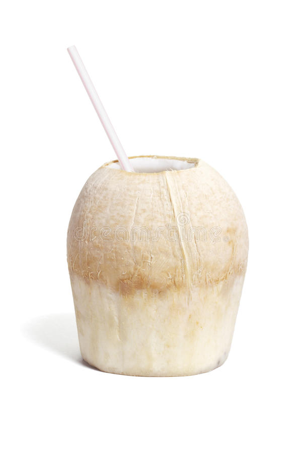 Download Cool Refreshing Coconut Drink Stock Images - Image: 19831124