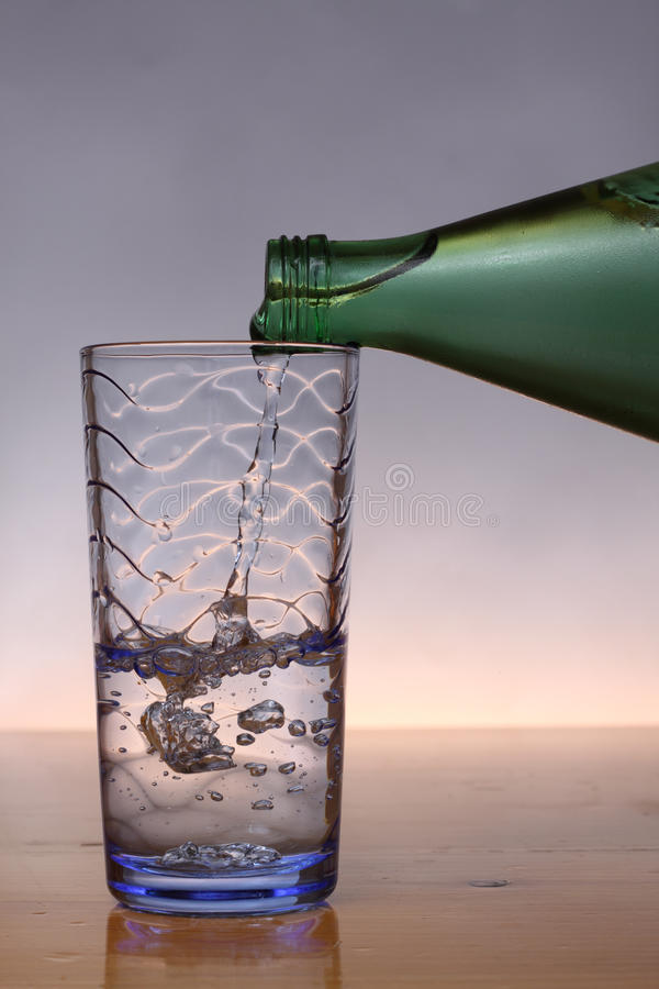 Download Cool refreshment stock photo. Image of drinking, bottle - 15665152