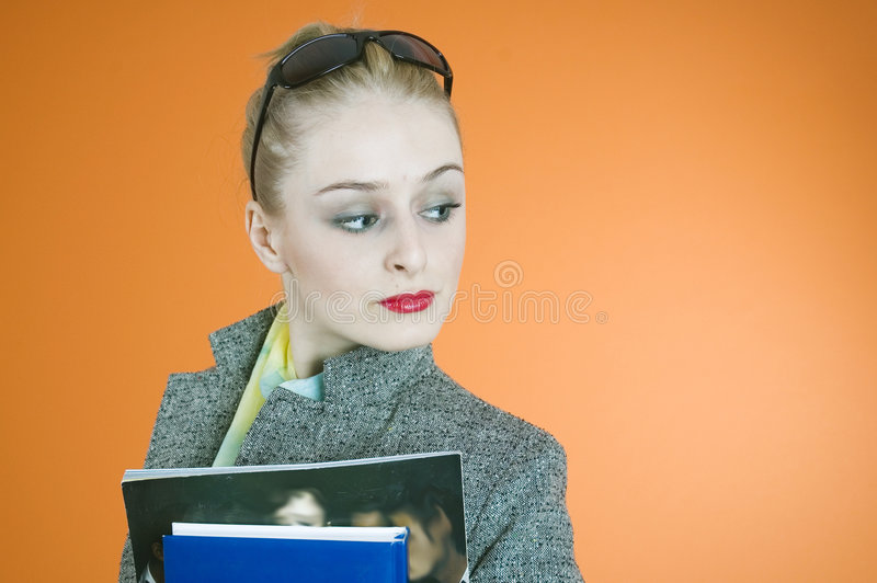 Download Cool student stock image. Image of confident, caucasian - 1343631