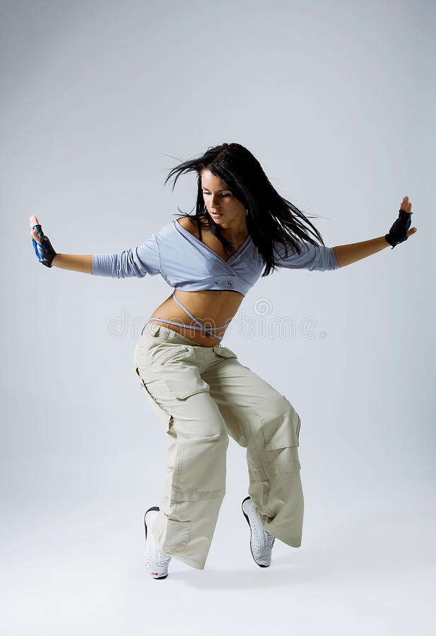 Download Cool teen dancer stock image. Image of cool, freestyle - 14284333