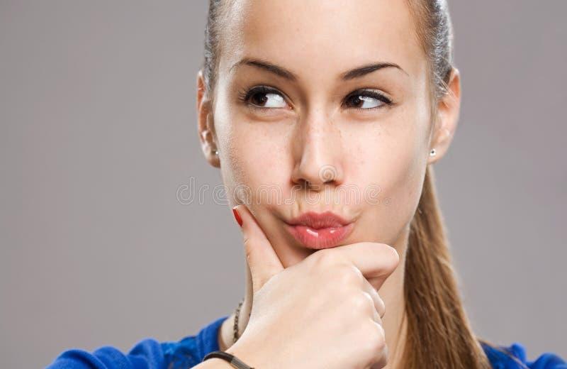 Cool Teen Girl. Stock Image
