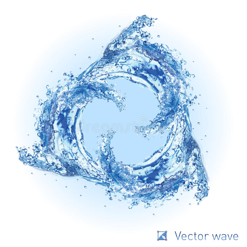 Free Cool Water Wave Royalty Free Stock Images - 49831299