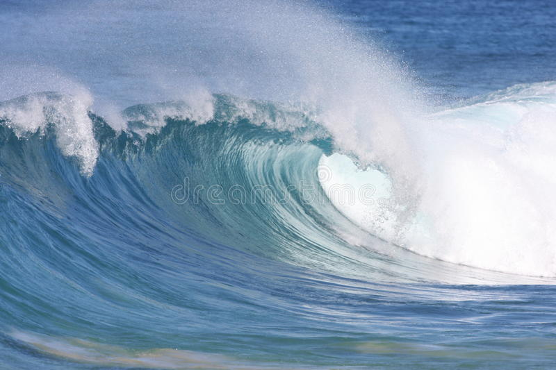Cool wave royalty free stock photography