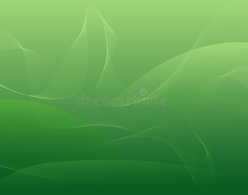 Cool Waves Royalty Free Stock Image