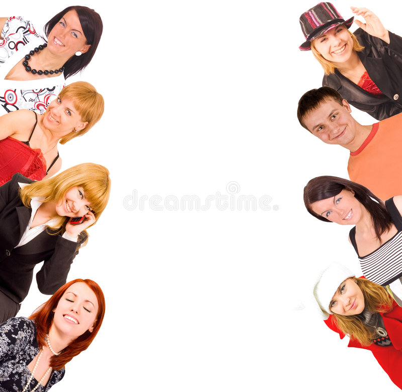Download Cool young people stock photo. Image of copy, business - 6248488