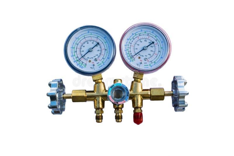 Coolant gauges stock photos