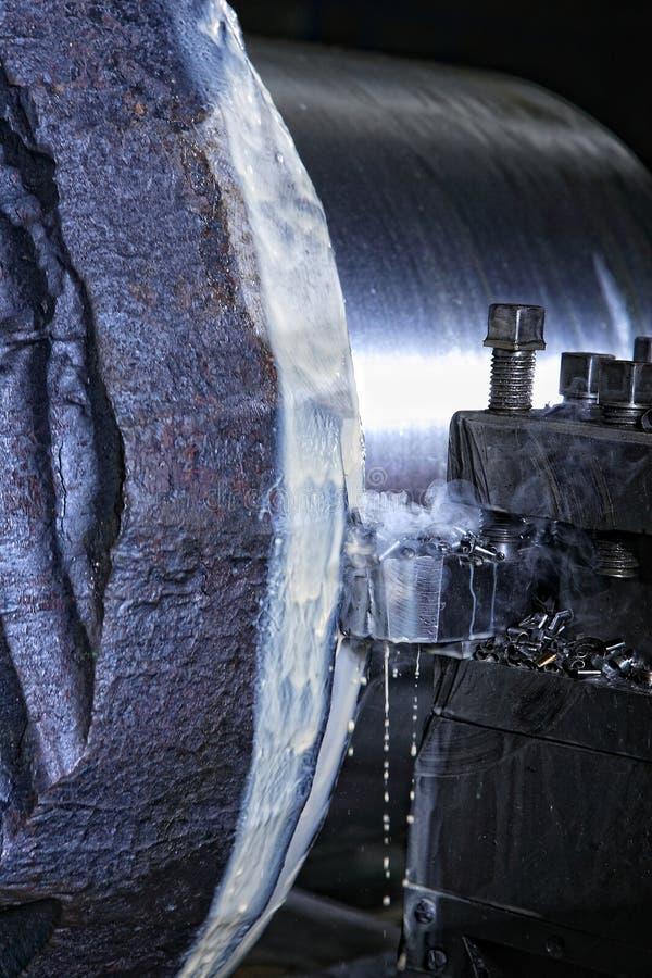 coolant maszyny metalu działanie obrazy royalty free