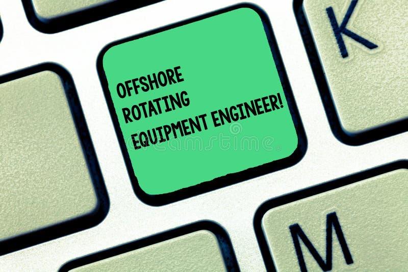 Coordenador de gerencio a pouca distância do mar do equipamento do texto da escrita da palavra Conceito do negócio para a chave d fotos de stock