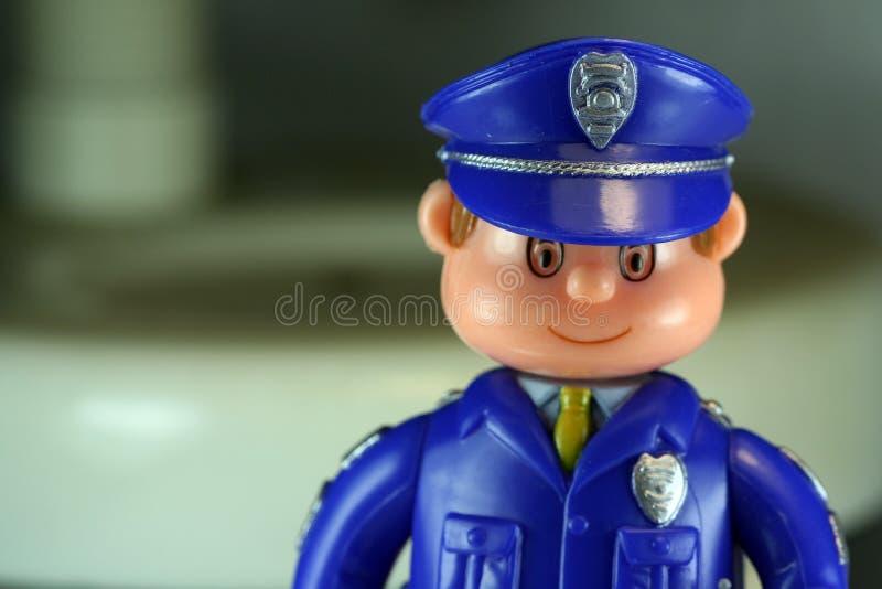 Cop 3. Enforce stock image