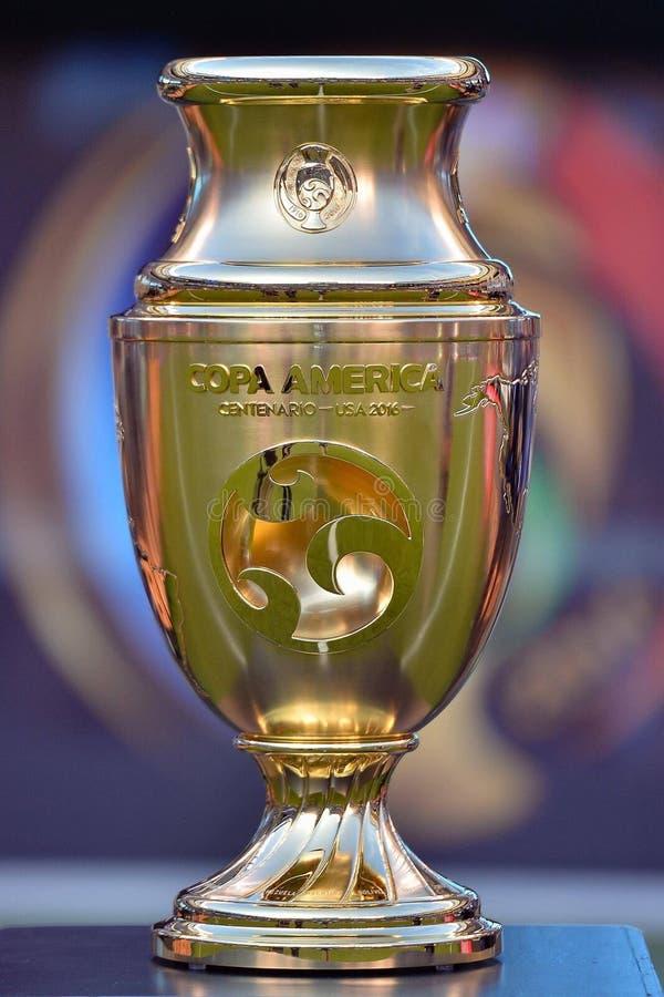 Copa América centenario royalty free stock photography
