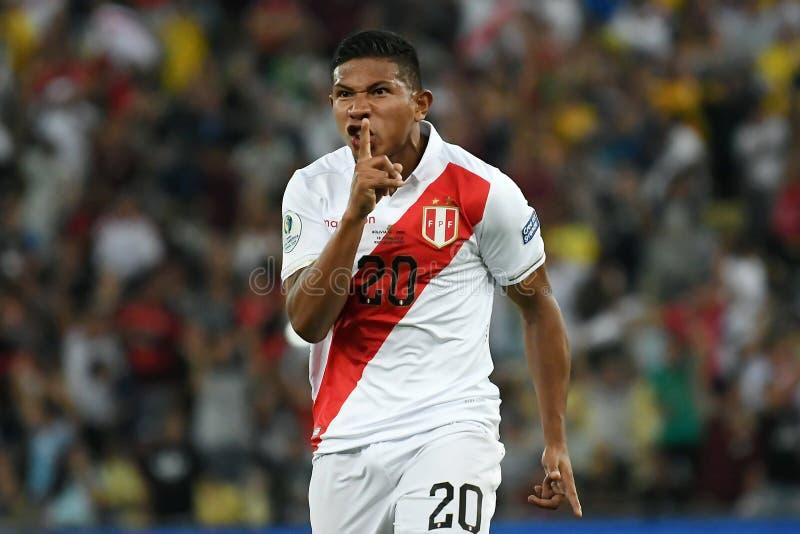 Copa America 2019 - Flores Peralta immagini stock