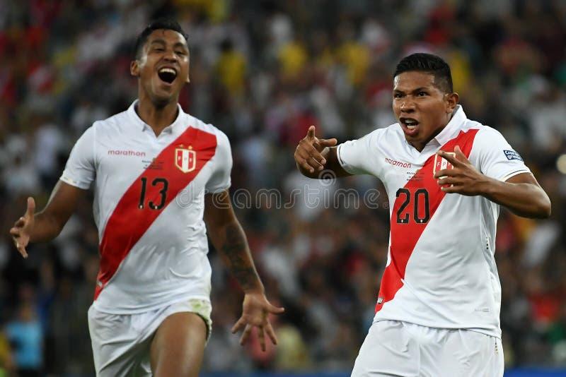 Copa America 2019 - Flores Peralta fotografia stock