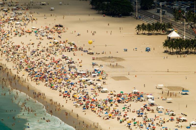 Download Copacabana imagem de stock. Imagem de janeiro, paisagem - 542839