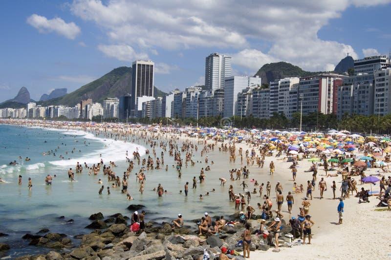 Copacabana images libres de droits