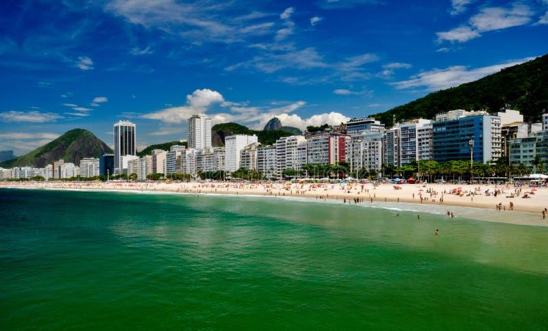 Copacabana Beach stock photos