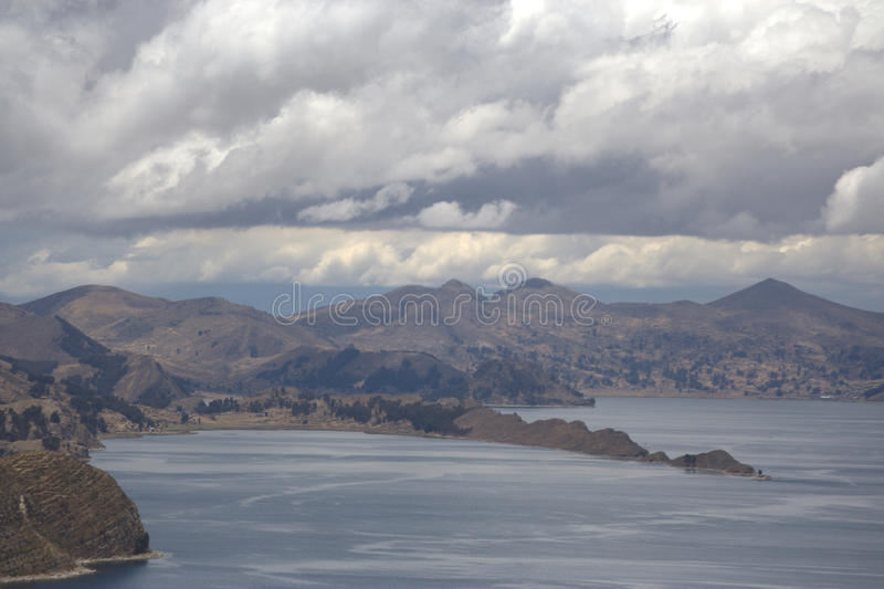 Download Copacabana, Bolivia stock photo. Image of natural, leisure - 14862218