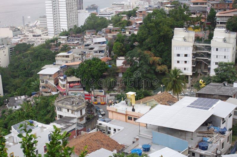 Copacabana dans Rio de Janeiro photos libres de droits