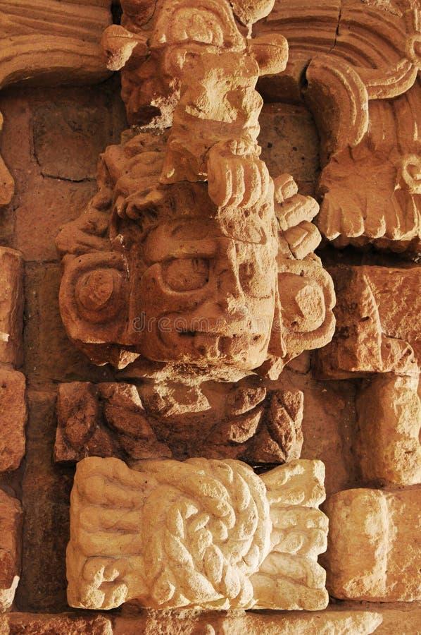 copan洪都拉斯博物馆 图库摄影