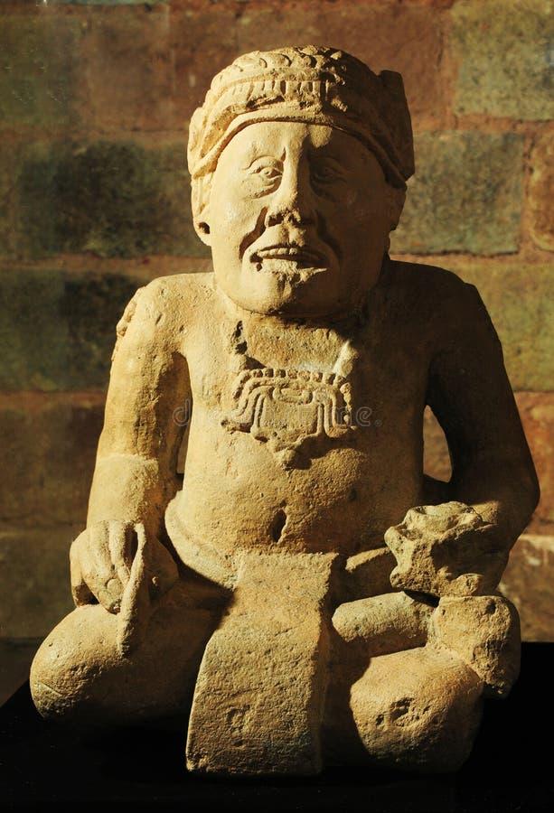 copan洪都拉斯博物馆 免版税库存照片