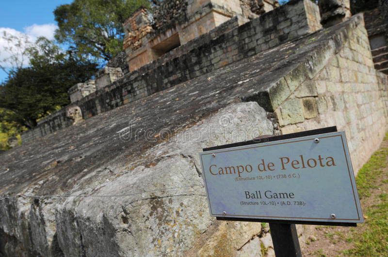 Download Copan Archeological Park Royalty Free Stock Photography - Image: 21522957