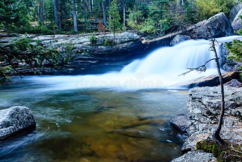 Copeland Falls royalty free stock image
