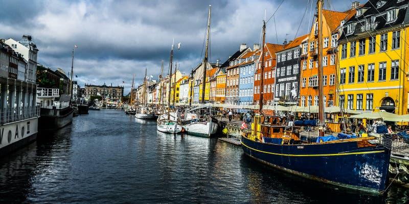 Copenaghen 库存图片