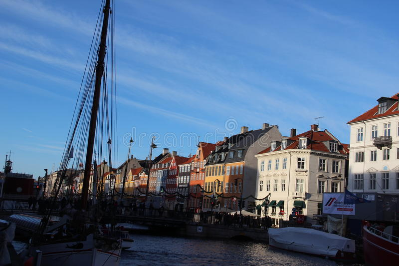 Copenaghen stockfotos