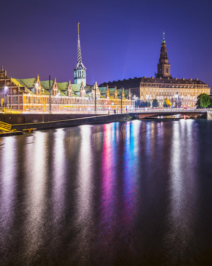 Copenhaga imagens de stock royalty free