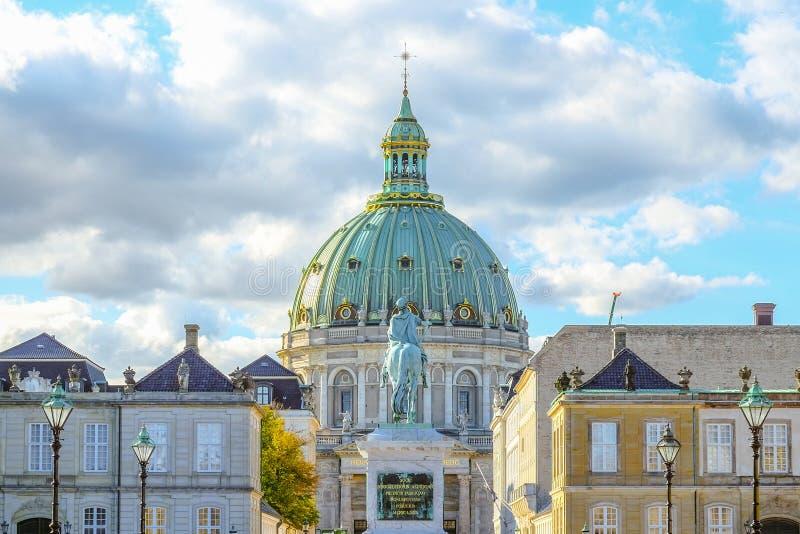 Copenhaga, Dinamarca fotografia de stock