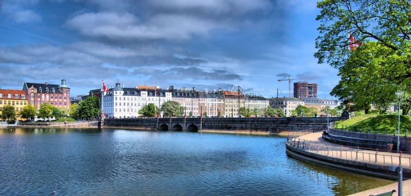 Copenhagan Dinamarca imagen de archivo