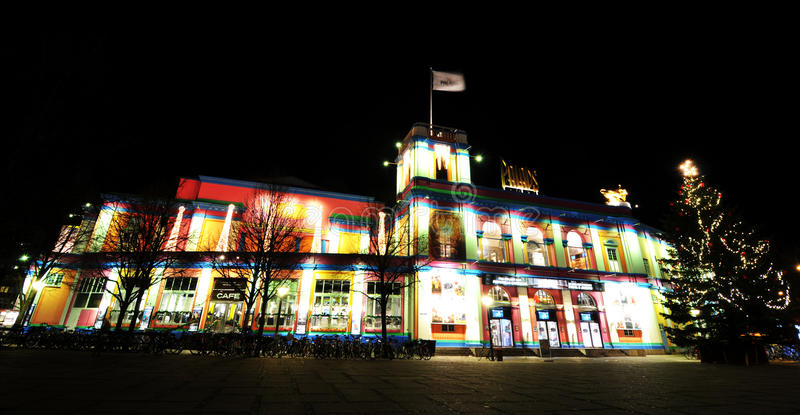 Copenhagen at Christmas royalty free stock image