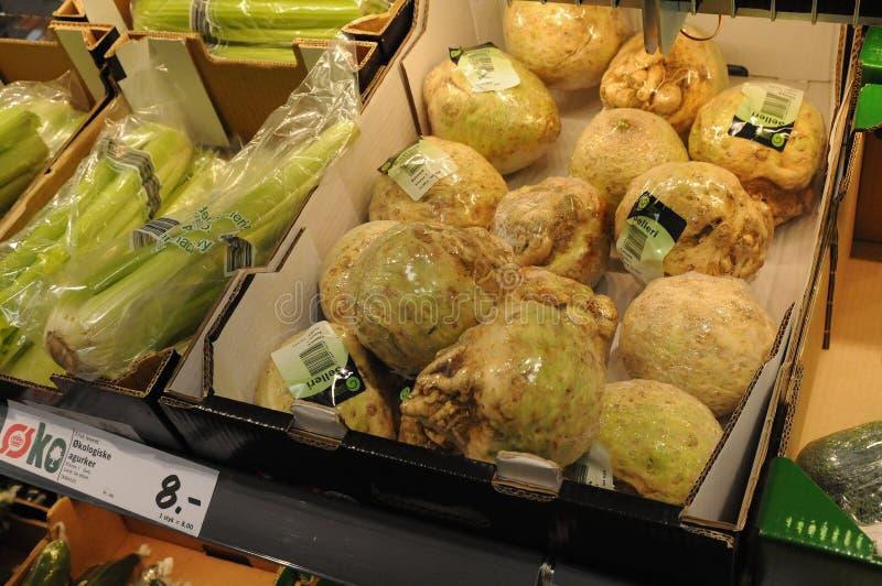 GERMAN CHAIN LIDL FOOD MARKET IN COPENHAGEN DENMARK. Copenhagen/Denmark. 14.January 2019._German food chain Lild food market in Copenhagen Denmark Photo..Francis stock image