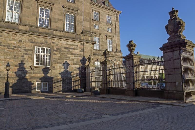 Copenhagen, Denmark, 2014, Old Building royalty free stock photography