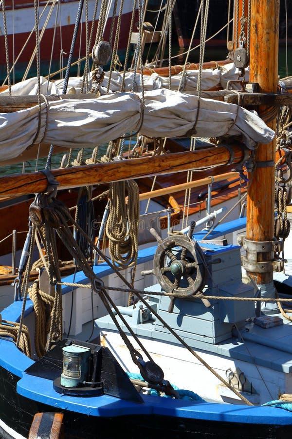 Copenhagen, Denmark: Port stock image