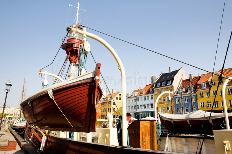 Copenhagen Detail royalty free stock photography