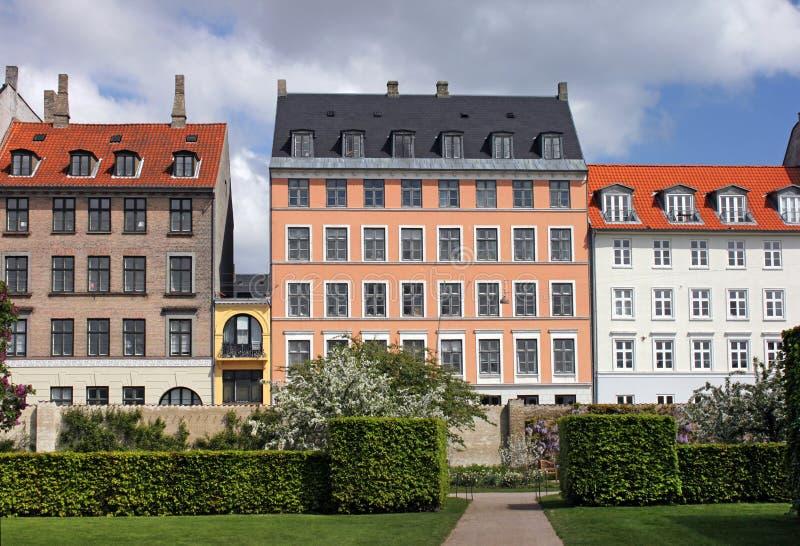 Copenhagen Houses Stock Photos Image 35243783
